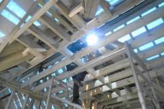 RSJ Beam installation