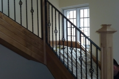 Staircases and Spindles