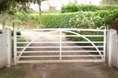 Farmhouse style gate