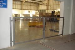 Indoor gate